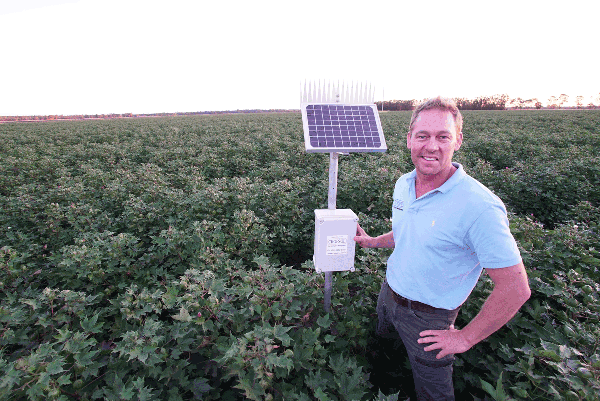 Cropsol - Crop & Pasture Monitoring